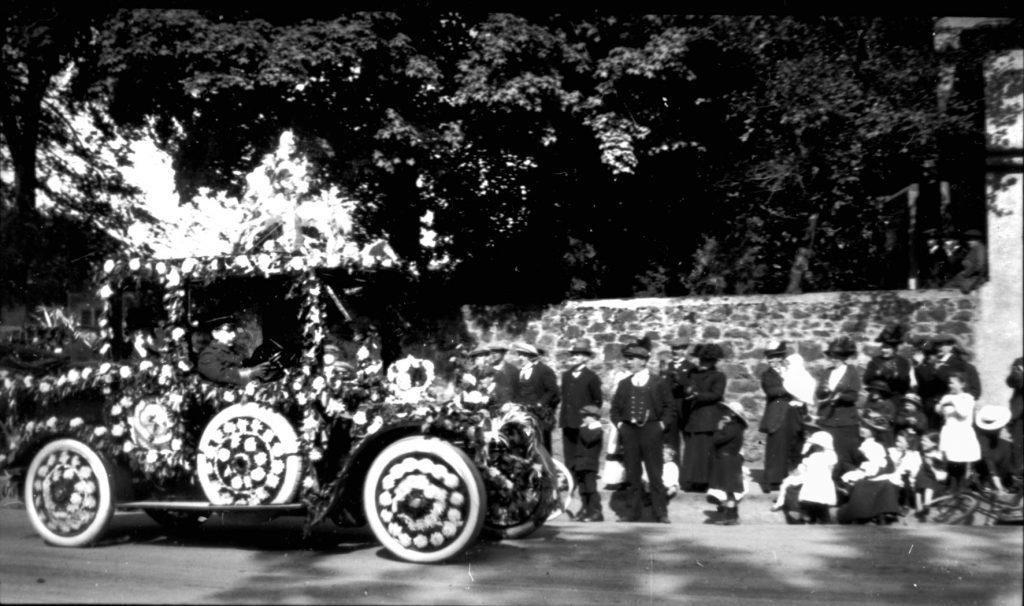 Battle of Bannockbur Anniversary Celebrations, 1914