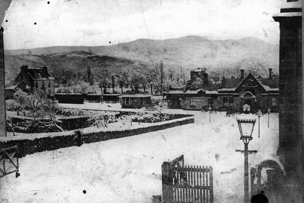Next year is an important anniversary for Stirling Station. In 1914, the architect James Miller rebuilt and remodelled it to meet the needs of the 20th century.