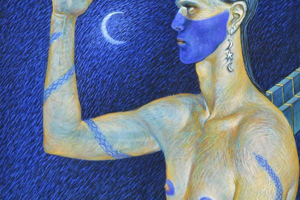 Local artist June Careys' The Second calling is purchased for the Stirling Smith Art Gallery and Museum collections