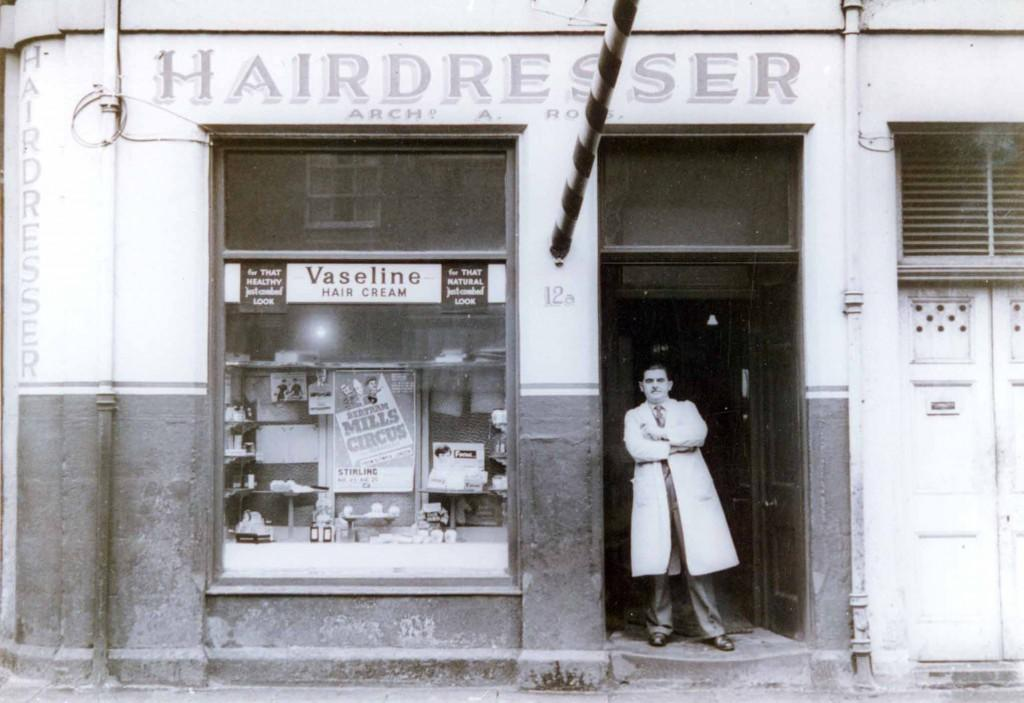 Hairdressing in Stirling,