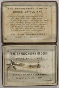 Remembering Bannockburn.
