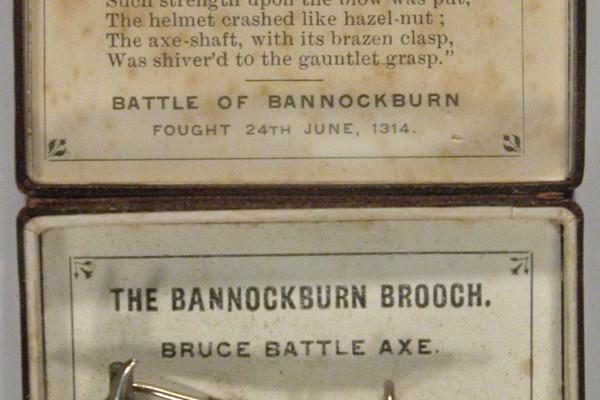Remembering Bannockburn.
