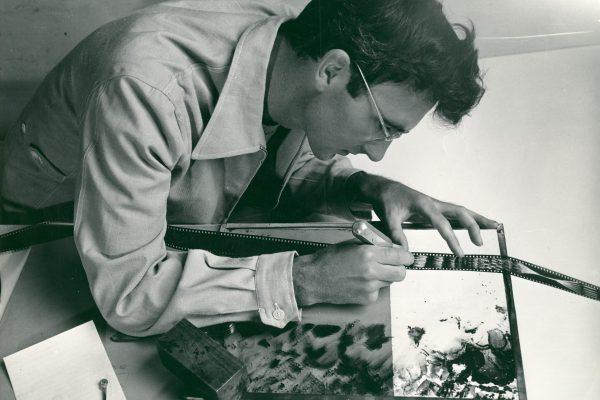 Norman McLaren - Film maker