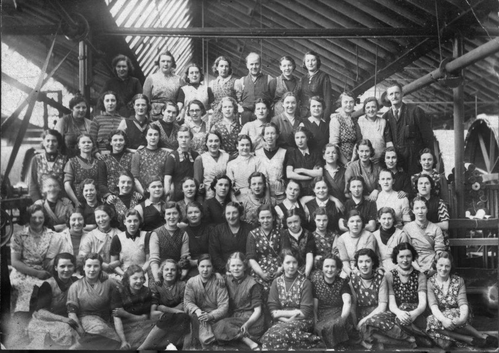 Forthbank Carpet Works, Stirlings Industrial History
