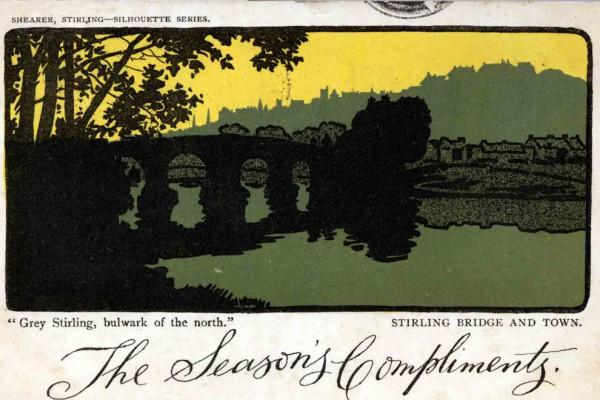 Stirling Christmas Card