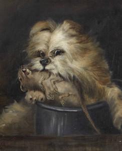 Terrier and Rat, C Pelham