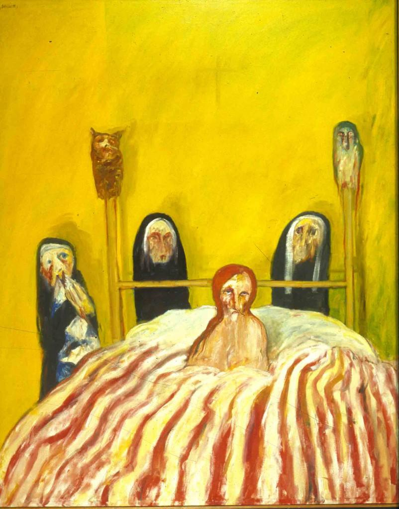 Gates of Death, 1969 by John Bellany