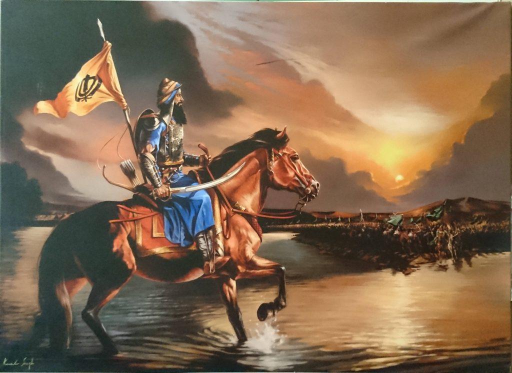 Banda Singh Bahadur (1670 – 1716)