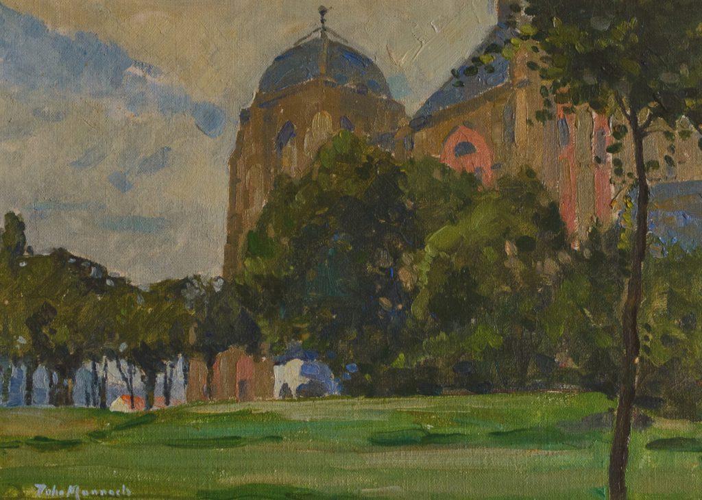 Veer by John Munnoch (1879 – 1915)